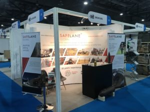 SafeLane Global at Scotland Build