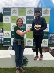 SafeLane's Alice Taylor winning 3rd at Man v Horse 2019