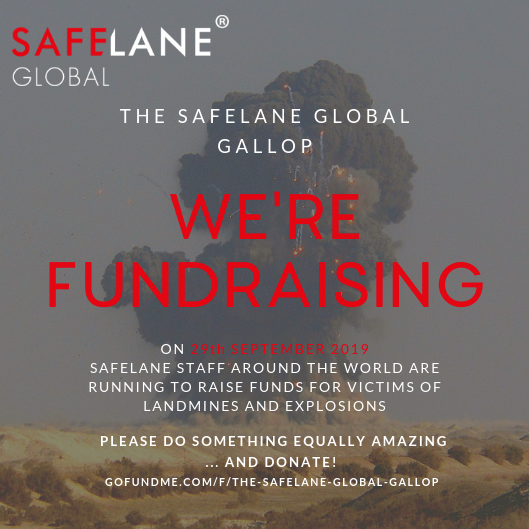 SafeLane Global Gallop