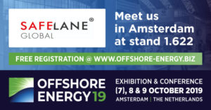 SafeLane Global Offshore Energy 2019